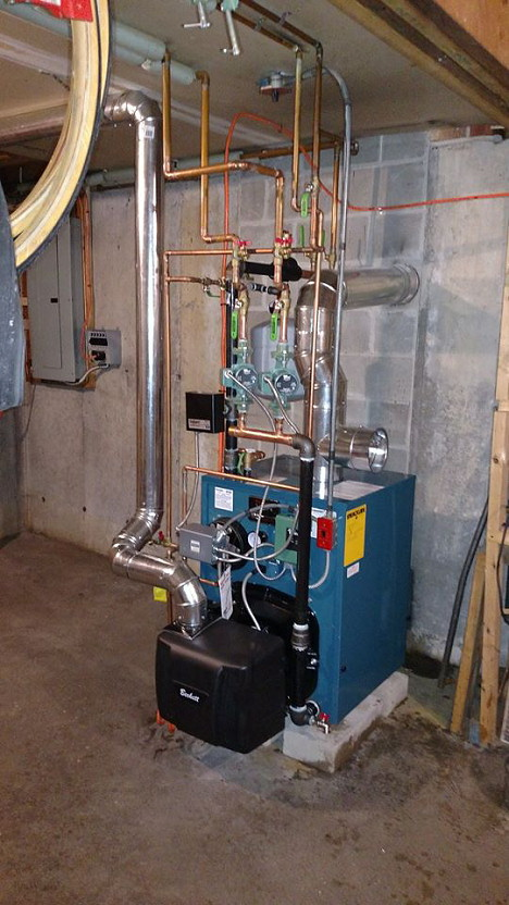 Furnace Replacement Derry NH